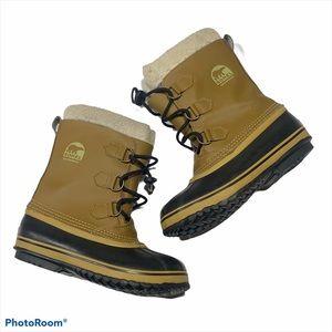 Sorel Waterproof Caribou Boots Sz 5